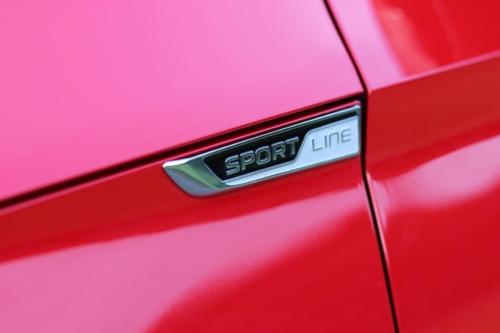 Škoda Superb Combi Sportline (25)