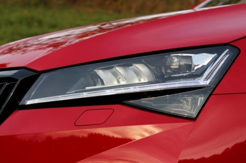 Škoda Superb Combi Sportline (26)