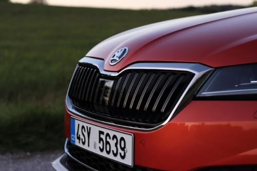 Nová Škoda Superb 2020 (67)