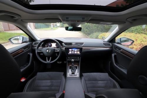 Nová Škoda Superb 2020 (93)
