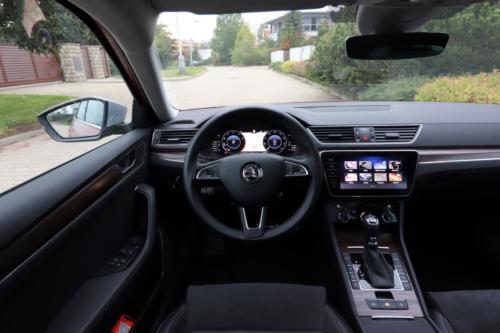 Nová Škoda Superb 2020 (95)