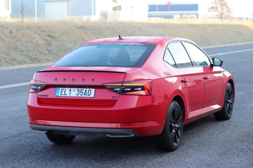 Škoda Superb iV 2020 (21)