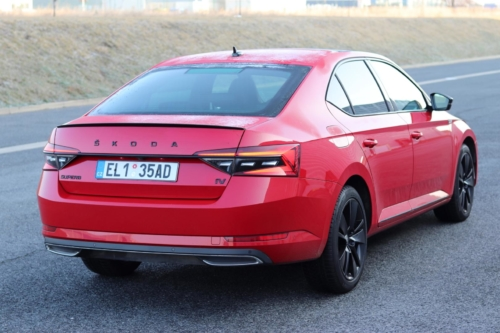 Škoda Superb iV 2020 (25)