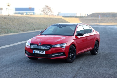 Škoda Superb iV 2020 (9) (1)