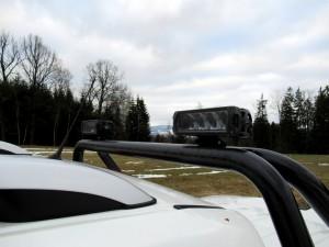 Test nový Nissan Navara 4x4