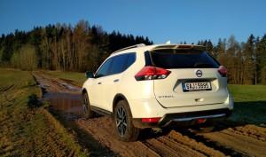 Nissan X-Trail 2,0 dCi 4x4 2018