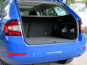 Nová Škoda Fabia Combi 1.0 TSI (1)
