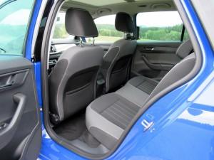 Nová Škoda Fabia Combi 1.0 TSI (45)