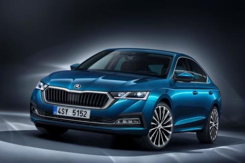 Nová Škoda Octavia 2020 (1)