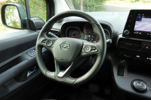 Opel Combo Life XL 2020 (13)