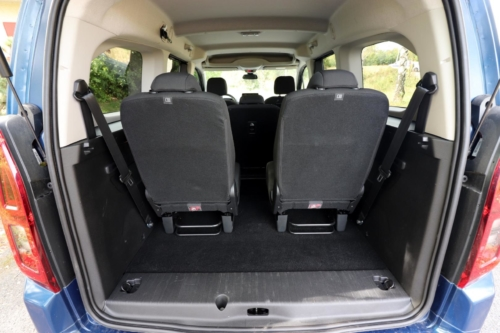 Opel Combo Life XL 2020 (20)