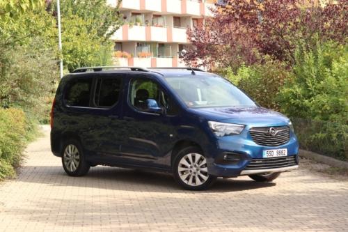 Opel Combo Life XL 2020 (28)