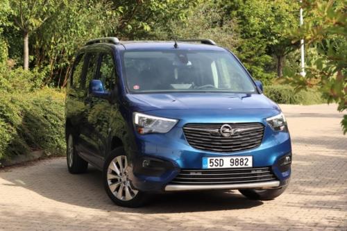 Opel Combo Life XL 2020 (29)