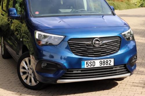 Opel Combo Life XL 2020 (30)