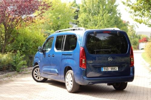Opel Combo Life XL 2020 (34)