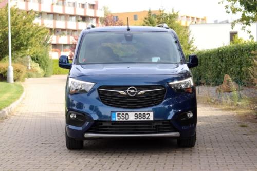 Opel Combo Life XL 2020 (35)