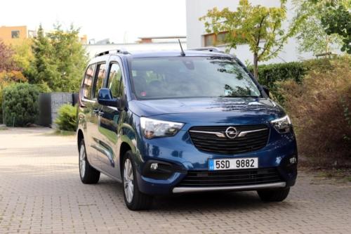 Opel Combo Life XL 2020 (36)