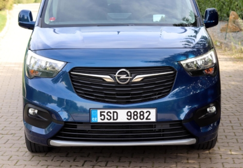 Opel Combo Life XL 2020 (37)