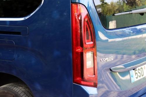 Opel Combo Life XL 2020 (43)