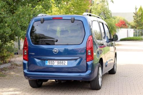 Opel Combo Life XL 2020 (45)