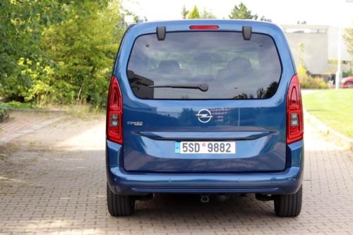 Opel Combo Life XL 2020 (46)