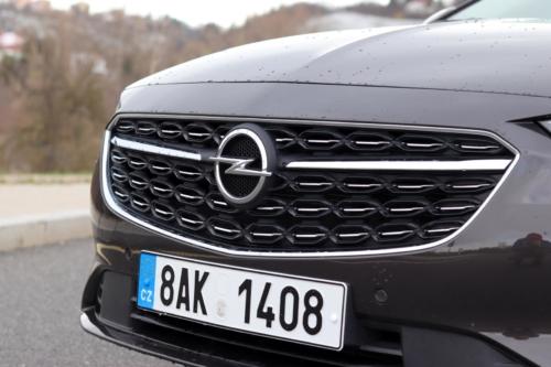 Opel Insignia Sports Tourer 2021 (11)
