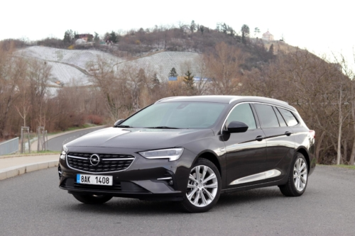 Opel Insignia Sports Tourer 2021 (9)