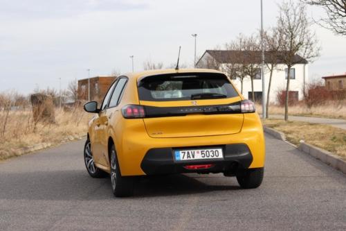 Peugeot 208 Active 2020 (1)