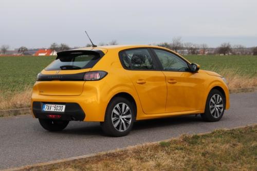 Peugeot 208 Active 2020 (10)