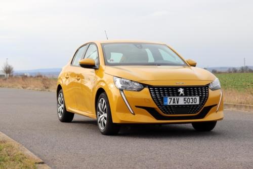 Peugeot 208 Active 2020 (18)