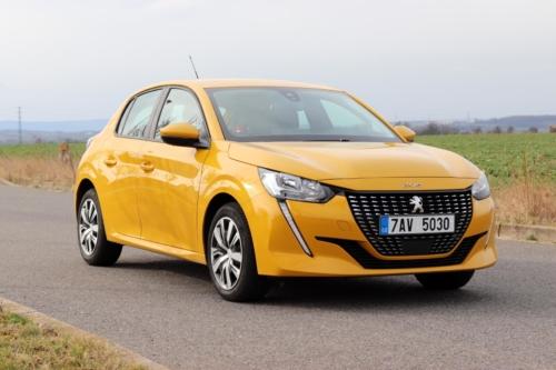 Peugeot 208 Active 2020 (19)