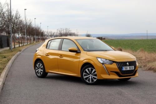 Peugeot 208 Active 2020 (22)