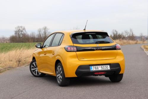 Peugeot 208 Active 2020 (25)