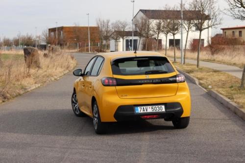 Peugeot 208 Active 2020 (3)