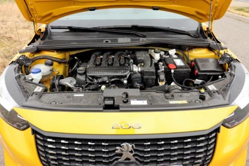 Peugeot 208 Active 2020 (49)