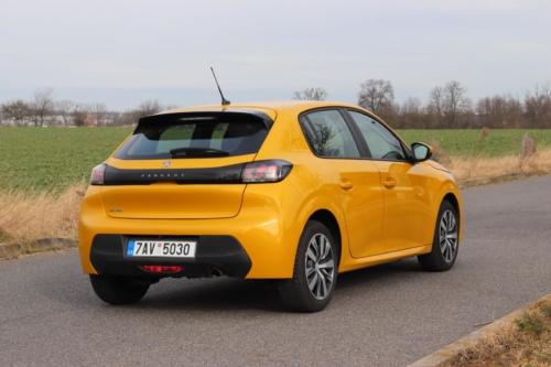 Peugeot 208 Active 2020 (9)