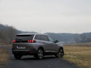 New Peugeot 5008 1,6 THP 2018