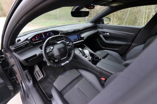 Peugeot 508 GT 2019 (11)