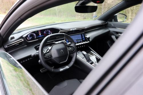 Peugeot 508 GT 2019 (12)
