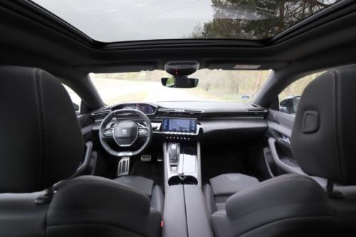 Peugeot 508 GT 2019 (26)