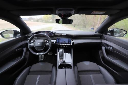 Peugeot 508 GT 2019 (28)