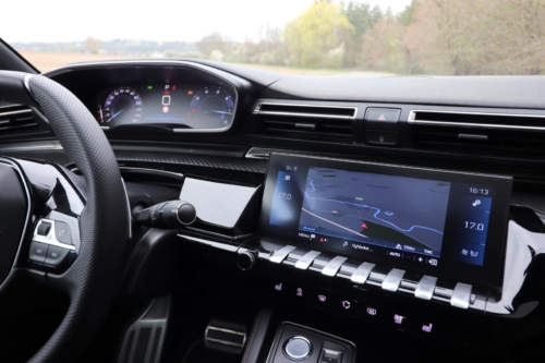 Peugeot 508 GT 2019 (29)