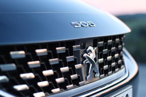 Peugeot 508 GT 2019 (3)