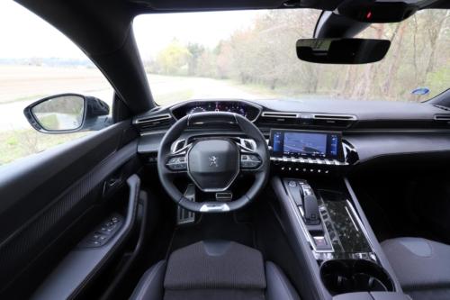 Peugeot 508 GT 2019 (30)