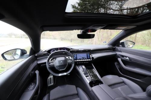 Peugeot 508 GT 2019 (32)