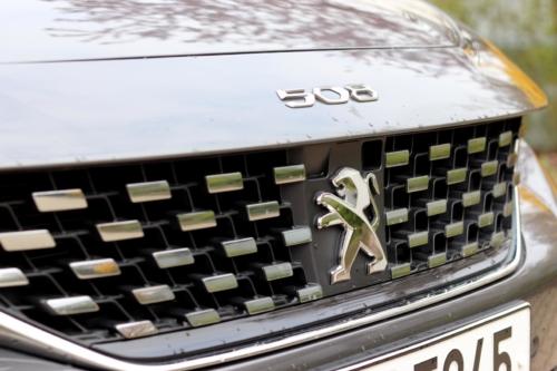 Peugeot 508 GT 2019 (43)