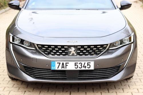 Peugeot 508 GT 2019 (44)