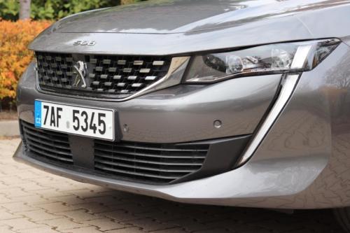 Peugeot 508 GT 2019 (45)
