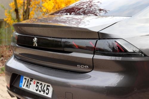 Peugeot 508 GT 2019 (52)