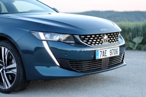 Peugeot 508 GT 2019 (81)